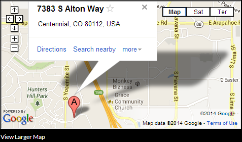Google Maps Help Group 43